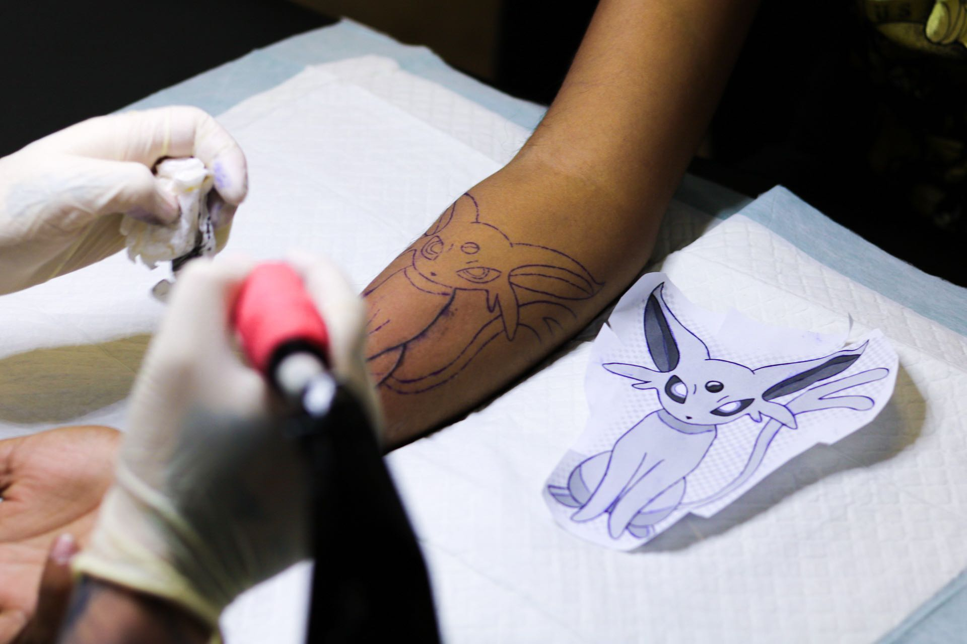 Introducing Sheldon Shaw ofFine Line Tattoo and Piercing Studio as our featured Tattoo Artist