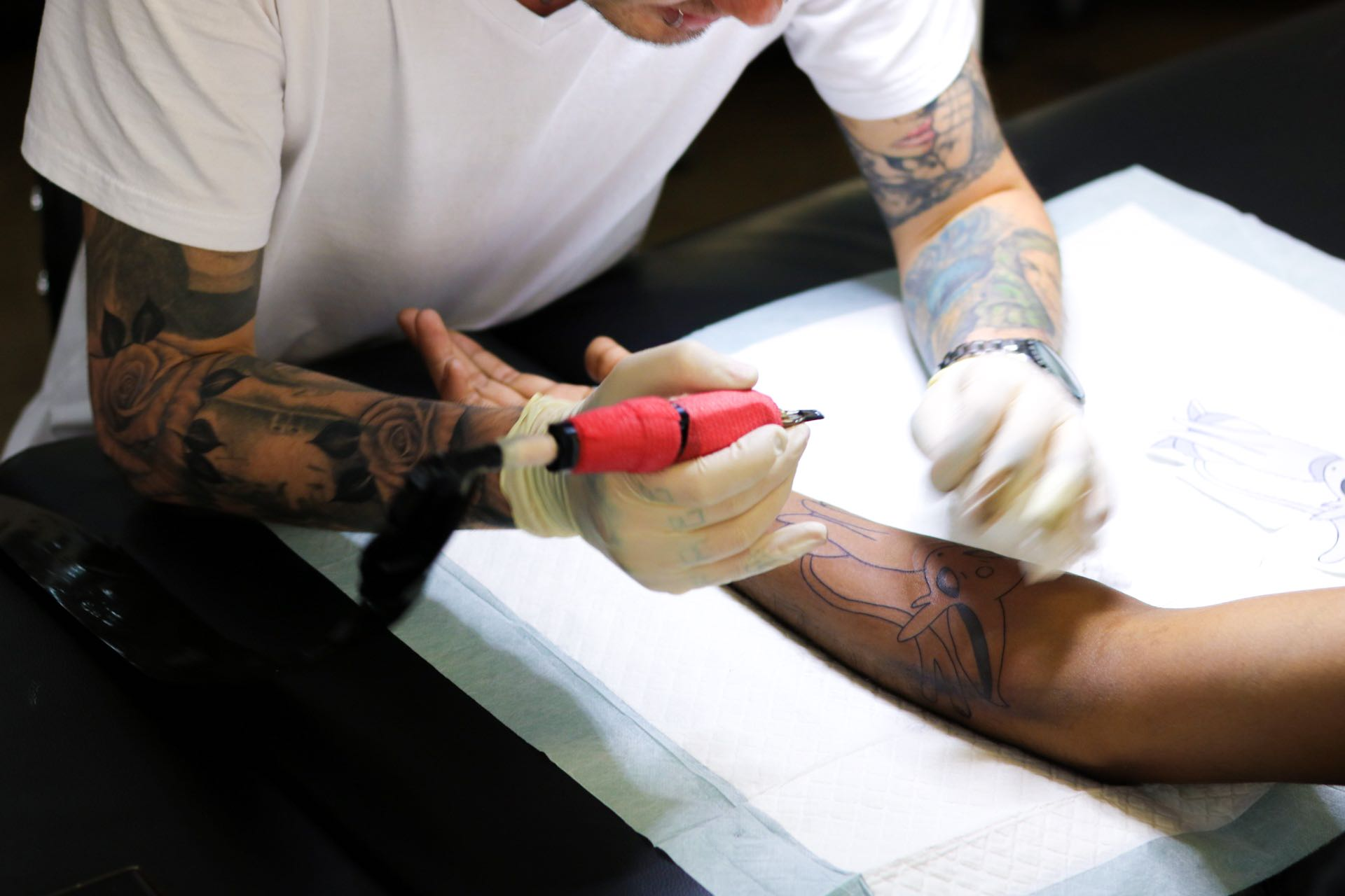 Interview with Tattoo Artist Sheldon Shaw
