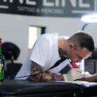 We talks tattoos with artist, Sheldon Shaw