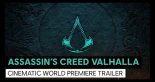 Ubisoft has announced the next game in the franchise, Assassin's Creed Valhalla. The game will take place during the age of Vikings. The full reveal will take place right here at 5pm, on 30 April.