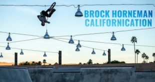 Brock Horneman is an absolute beast on a BMX, and one of the best park riders in the game. Before lockdown, the Australian headed over to California to film this epic edit. Watch Californication here: