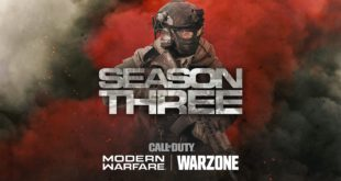 The largest battle in Call of Duty history takes it to the next level as Modern Warfare and Warzone players gear up for an all-new season full of free new content. - Season Three.