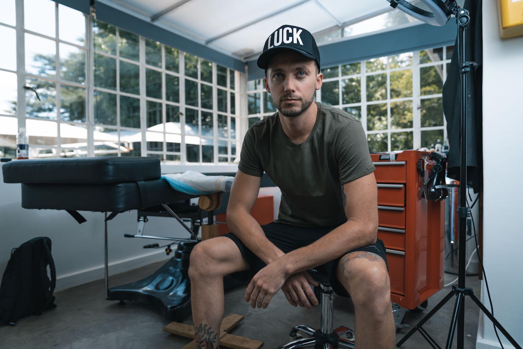 Interview with Tattoo Artist, Bryan Du Rand