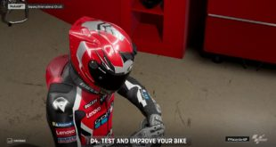 The latest MotoGP 20 trailer unveils the main features of its brand-new Managerial Career. The new Career Mode puts players into a pro riders' boots, with an engaging and progressive gaming experience both on and off the track.