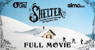 Step forward through the legendary Alps - A tale of five adventurers back on their Snowboards and Skiis. Picture Organic Clothing presents Shelter.