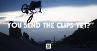 Skabanga Crew presents You Send The Clips Yet?A BMX mixtape featuring a stack of gemsfrom the South African BMX scene both locally and abroad.