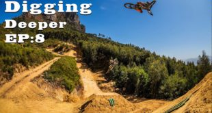 Presenting Episode 8 of Digging Deeper where we catch up with Sam Reynolds at the DarkFEST Freeride MTB event that took place in Stellenbosch, Cape Town.