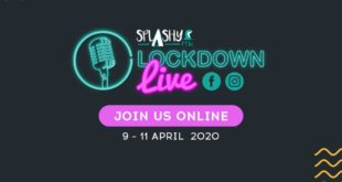 Africa's 1st virtual music and lifestyle festival is coming to your lounge. Splashy Fen Lockdown Live.