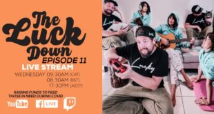 GoodLuck are bringing fans a new livestream series dubbed The Luck Down. Watch Episode 11 here.