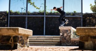 Probably one of the most underrated skaters in the country, Allan Adams has released his debut video part - ANIMAL. Filmed in and around his hometown of Cape Town, the part is stacked full of Skateboarding goodness.