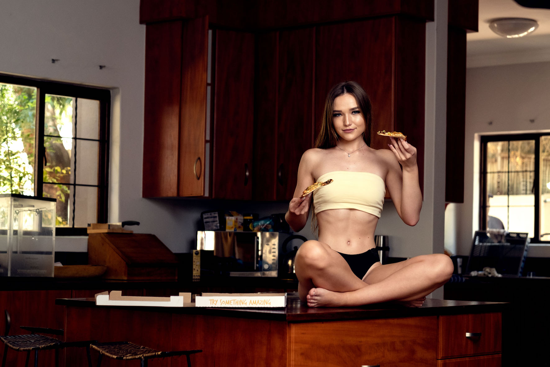 Our LW Babe interview with Belle Westley