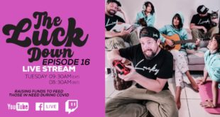 GoodLuck are bringing fans a new livestream series dubbed The Luck Down. Watch Episode 16 here.