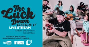 GoodLuck are bringing fans a new livestream series dubbed The Luck Down. Watch Episode 17 here.