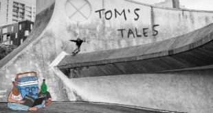 Vans presents Tom's Tales- a new skateboarding project following the Vans Europe skate team hitting various cities across Spain, Italy, France, Austria, Greece, Croatia and Russia. Watch the full video here.