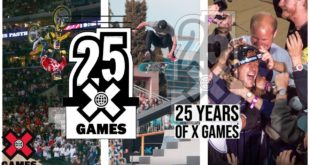 The special X Games 25th Anniversary Episode is here, taking a look back at the progression X Games and the most significant moments in its history - 25 Years of X Games.
