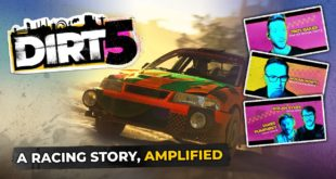 With five chapters, over 130 events across nine race types and Throwdown challenges, DIRT 5 will set pulses racing with its high-octane off-road extravaganza.