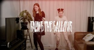 Facing The Gallows have released their music video for Pessimist. The video makes use of fan's home videos shot during lockdown to create an awesome mash up - take a look: