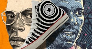 Converse Peace Campaign Africa Day AZANIAH Sneaker