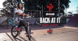 The recent easing of lockdown has enabled Action Sports athletes, to some degree, get back to what they do best. It also gave us the opportunity to link up with one of South Africa's top BMX riders at his local park - presenting Back At It with Nathi Steeze – the video and interview feature.
