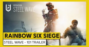 Operation Steel Wave, the second season of Tom Clancy's Rainbow Six Siege Year 5, is now available. Watch the trailer here: