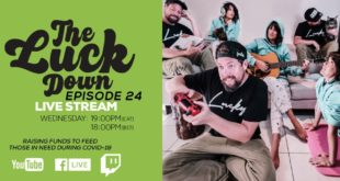GoodLuck are bringing fans a new livestream series dubbed The Luck Down. Watch Episode 24 here.