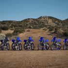 The 2021 Yamaha motocross competition line-up has been revealed
