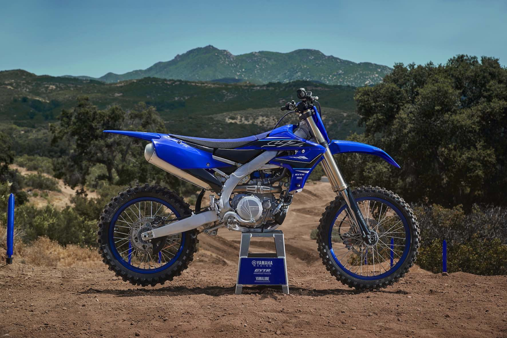 The 2021 Yamaha motocross competition line-up is here