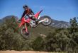 Introducing the all-new 2021 Honda CRF450R motocross bike