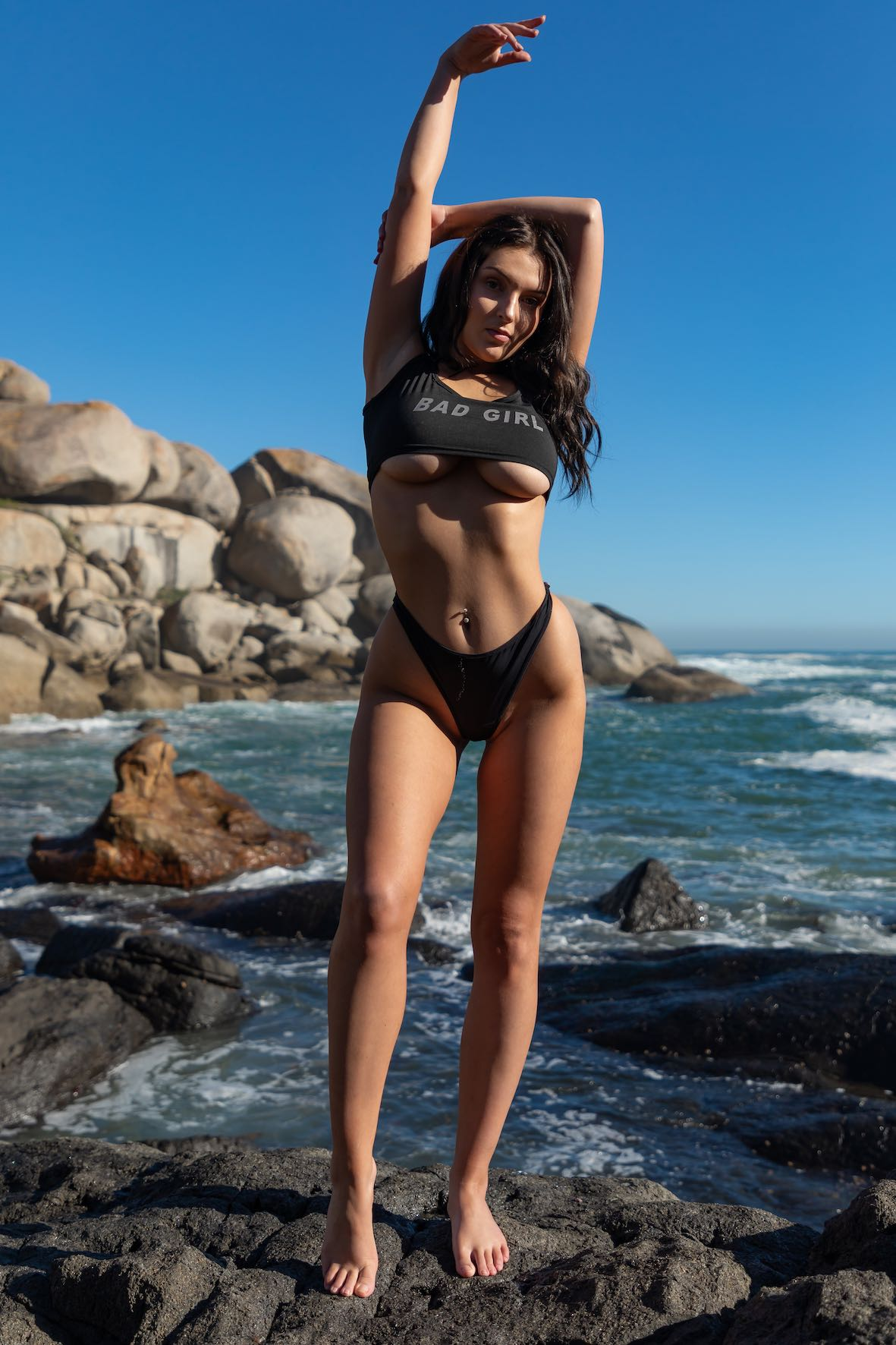 Dominique Wagner features as our LW Babe