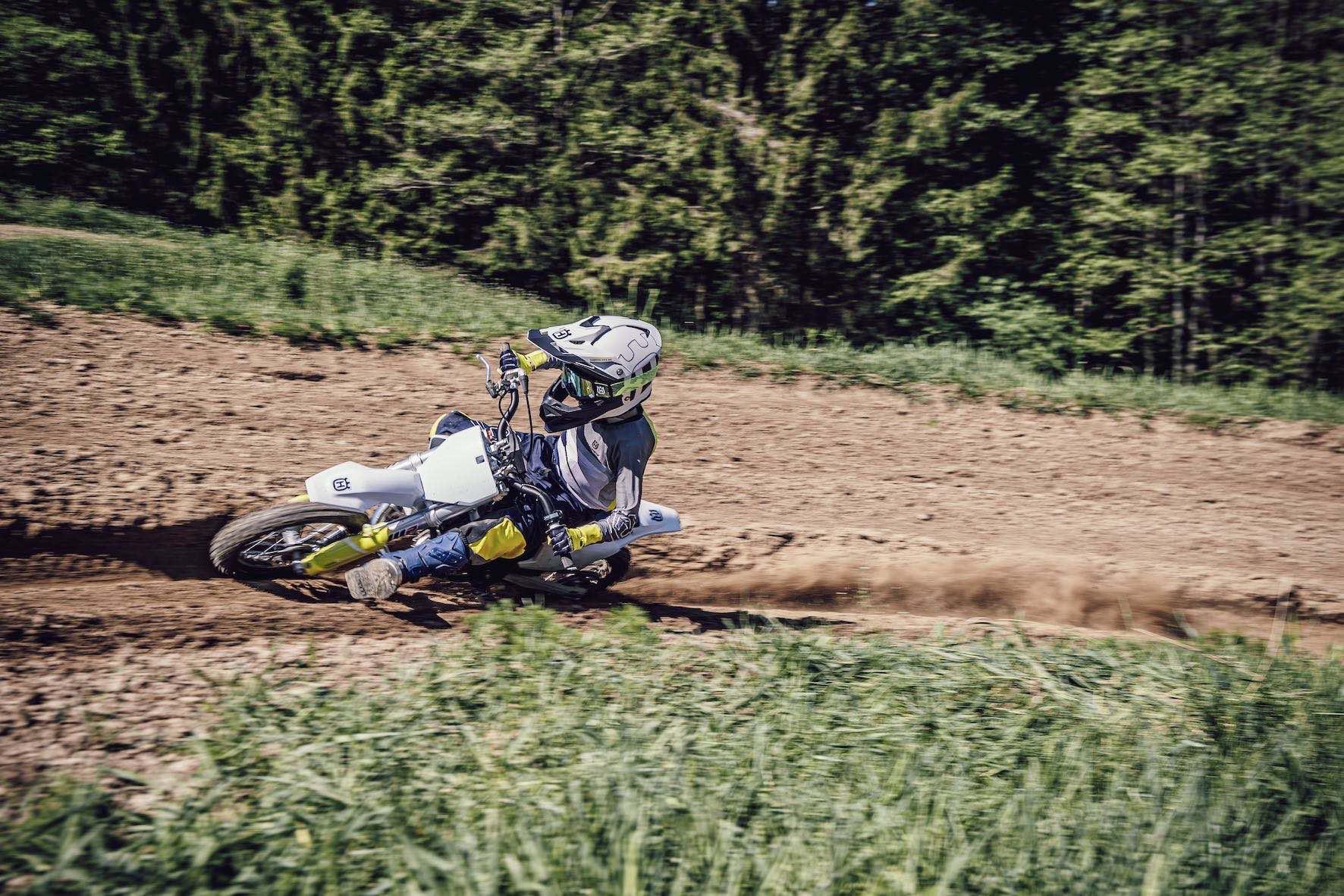 Introducing the 2021 Husqvarna Minicycles Motocross Range
