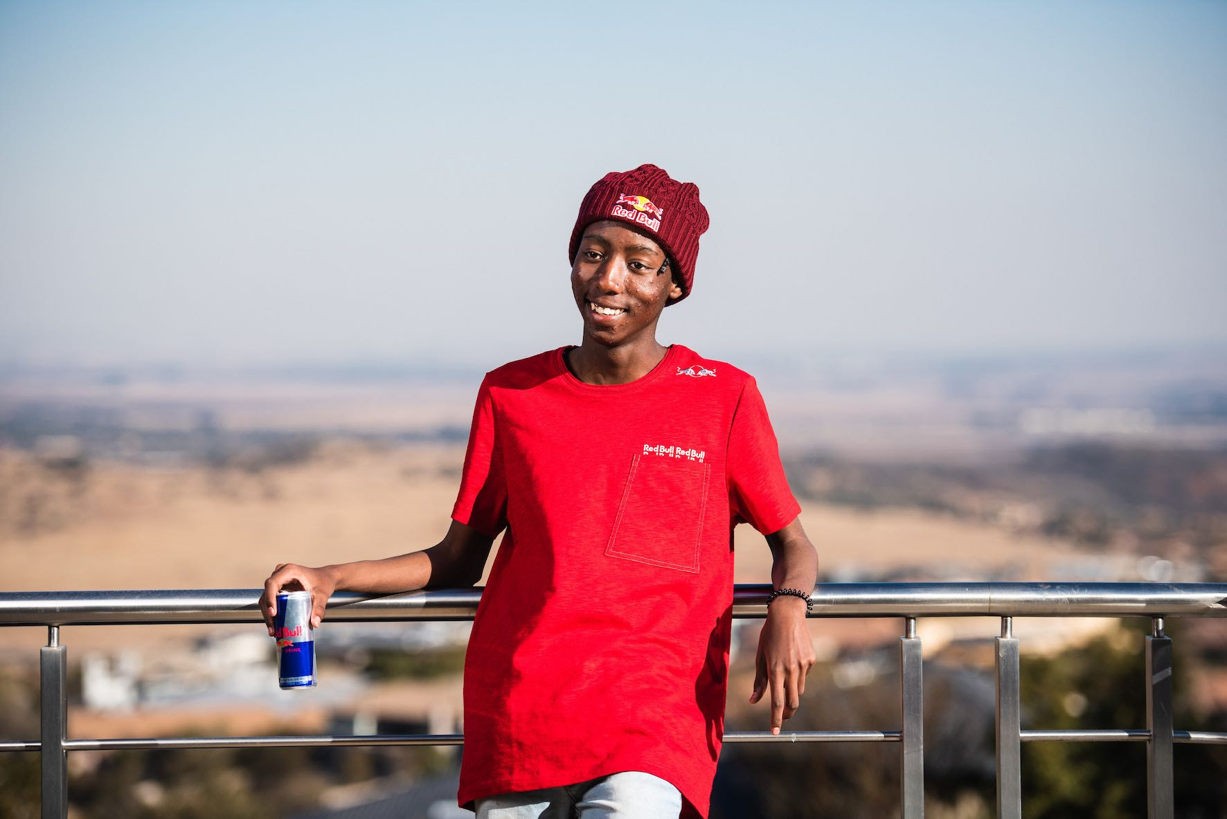 Introducing Thabo Moloi as the first Red Bull Esports Athlete on the continent.