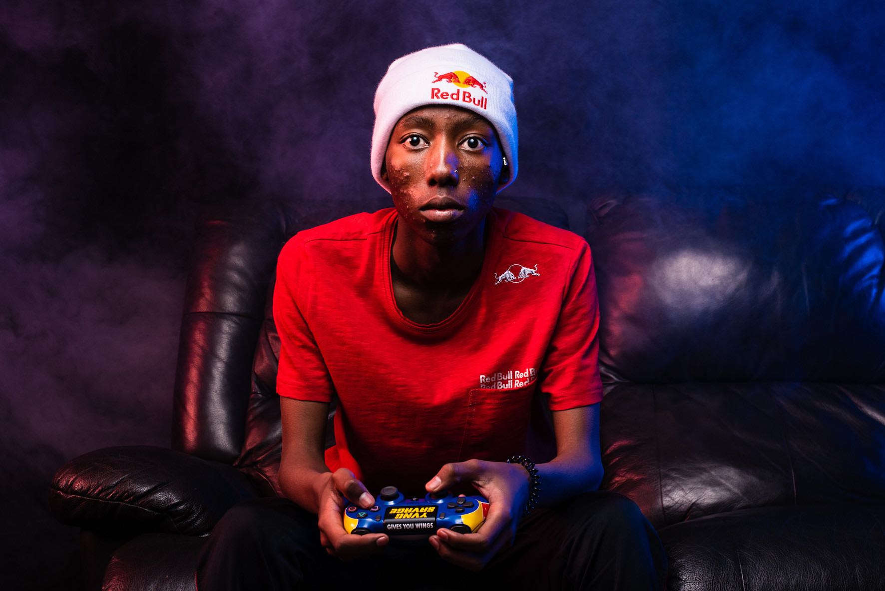 Introducing aka Yvng Savage as the first Red Bull Esports Athlete on the continent.