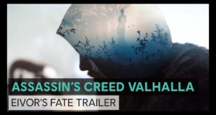 The new trailer for Assassin's Creed Valhalla gives fans a look into the character, Eivor.Driven from Norway by wars and dwindling resources, the Norse Viking raider gathers their clan to sail to England in search of a new home.