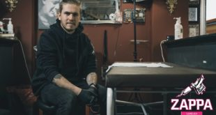 Nathan Ferreira of Ting's Tattoo Studio is our featured Tattoo Artist.