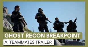 Watch the Tom Clancy's Ghost Recon Breakpoint AI Teammates and Resistance Live Event trailer here: