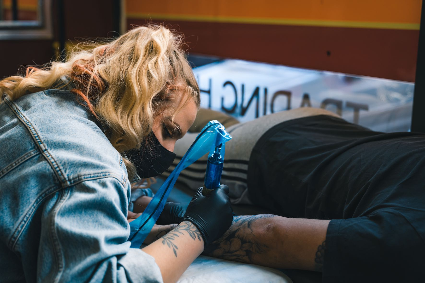 Interview with Tattoo Artists Megan Fourie