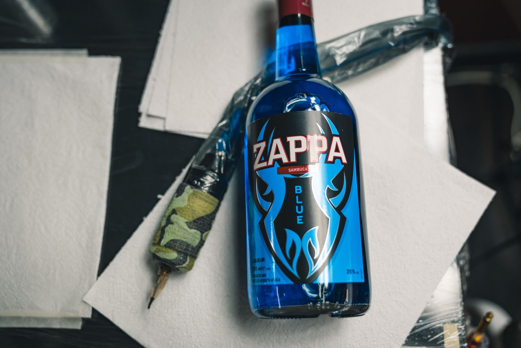 Our Weekly Tattoo Artist features brought to you by Zappa Sambuca