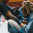 We talks tattoos with artist Megan Fourie