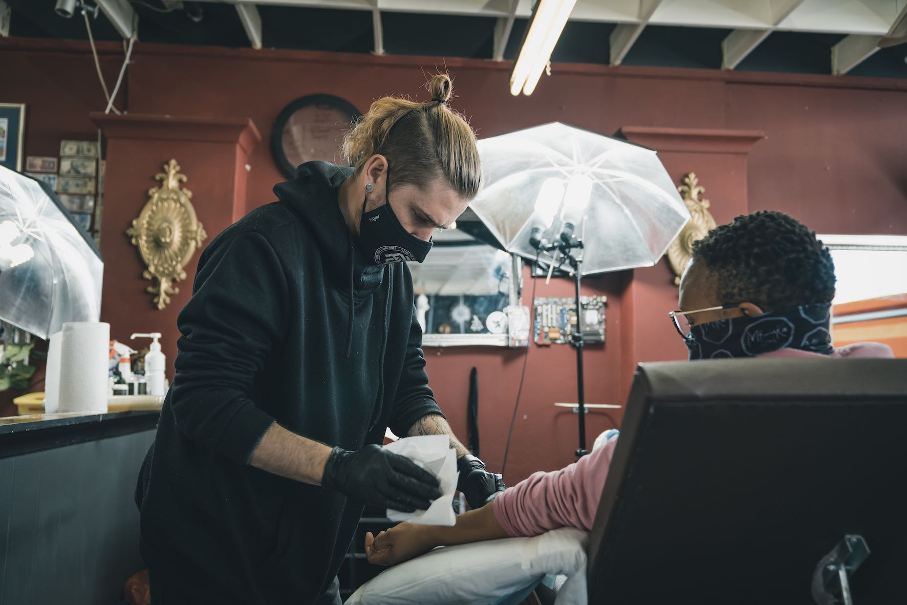 Meet Nathan Ferreira in our SA tattoo artists feature