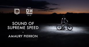 Commencal Bicycles have announced their new Supreme DH 29/27 Downhill Mountain Bike in the Sound of Supreme Speed video, which showcases Amaury Pierron obliterating the trails with insane speed.