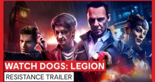 In the near future world of Watch Dogs: Legion, London is oppressed by opportunists who rose from devastating terror attacks. The fate of London lies with you, and your ability to recruit a resistance and fight back.