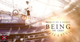 Pat Casey stormed the competitive BMX world with progression and innovation across dirt and park riding. Then he turned his aim to riding backwards, and opened up a completely new realm of technical park riding. Here's his story presented byWorld of X Games…