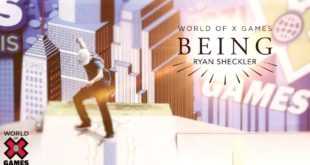 Considered the first modern child star of skateboarding, Ryan Sheckler was competing at a pro level by the age of 13. Rather than burn out, Sheckler adjusted his focus and returned to his true love of skating. Here's his story presented byWorld of X Games.