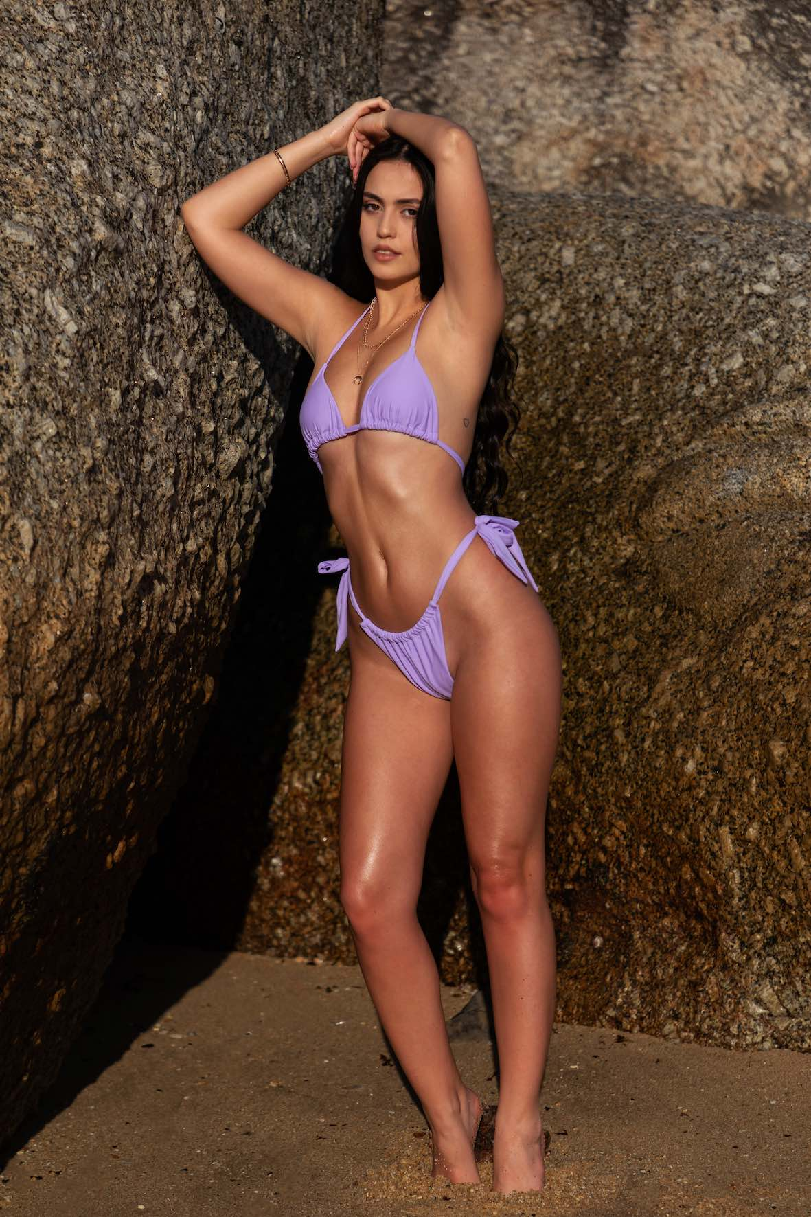 Our South African Babes feature with Mai Sayag