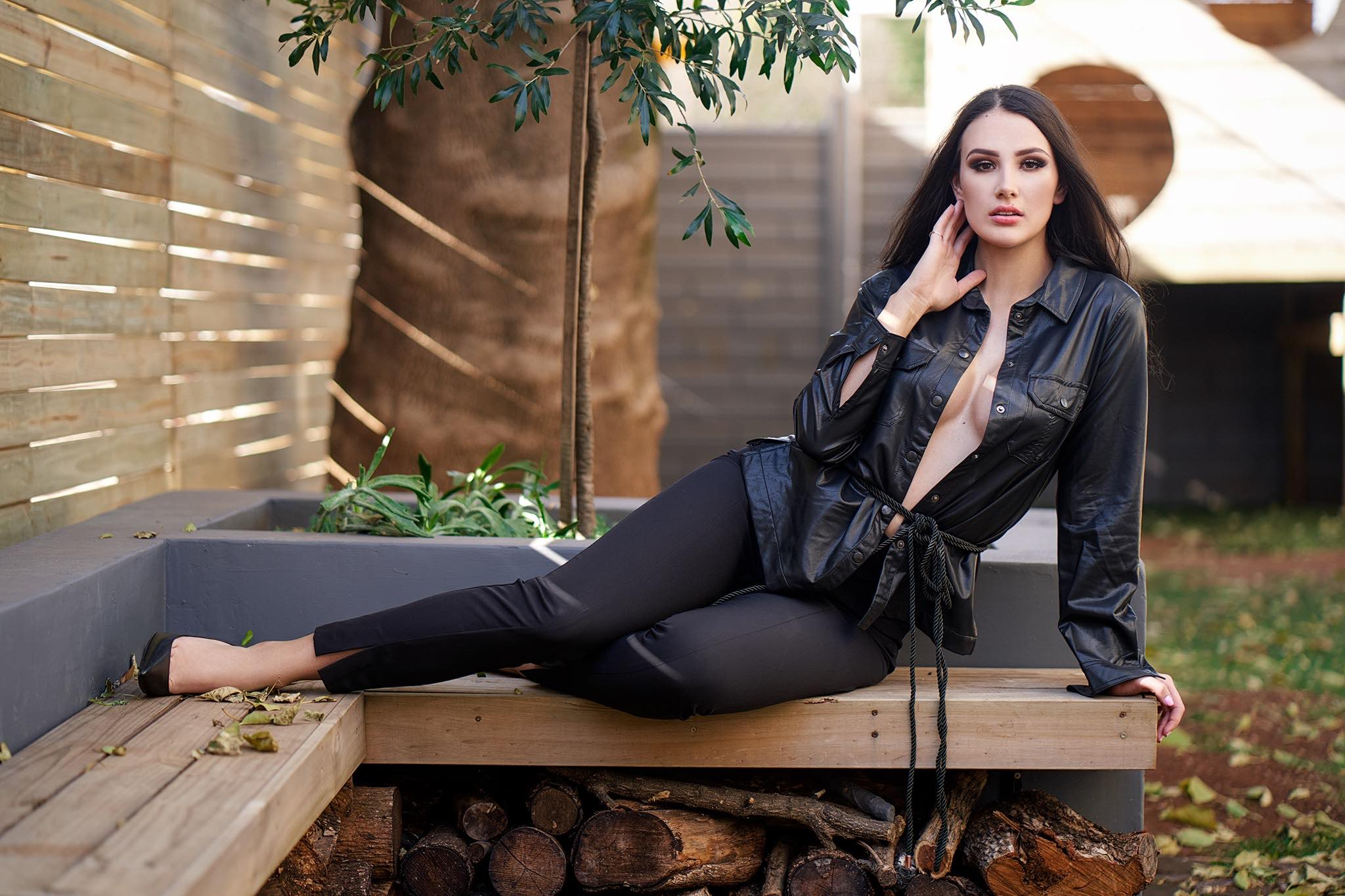 Our SA babes feature with Anita Meyer