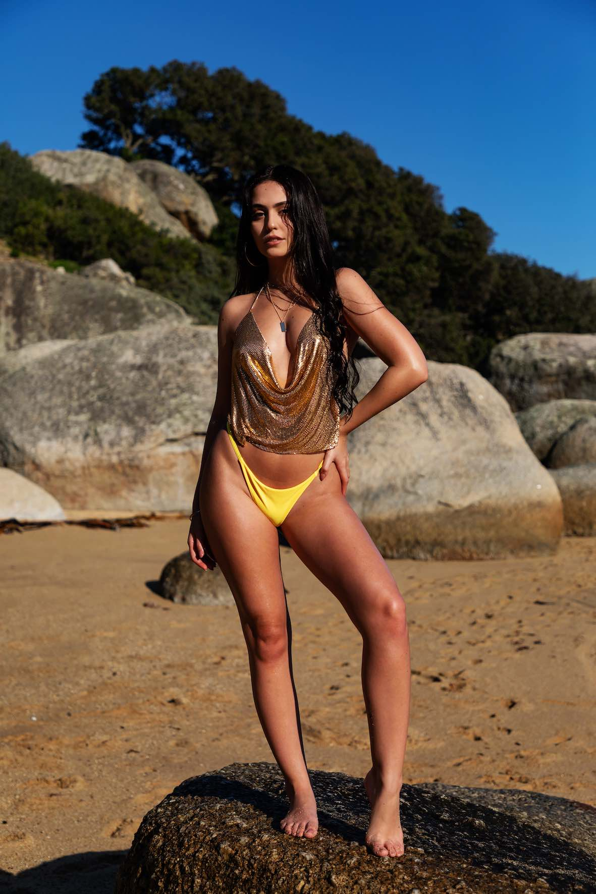 Our South African Girls feature with Mai Sayag