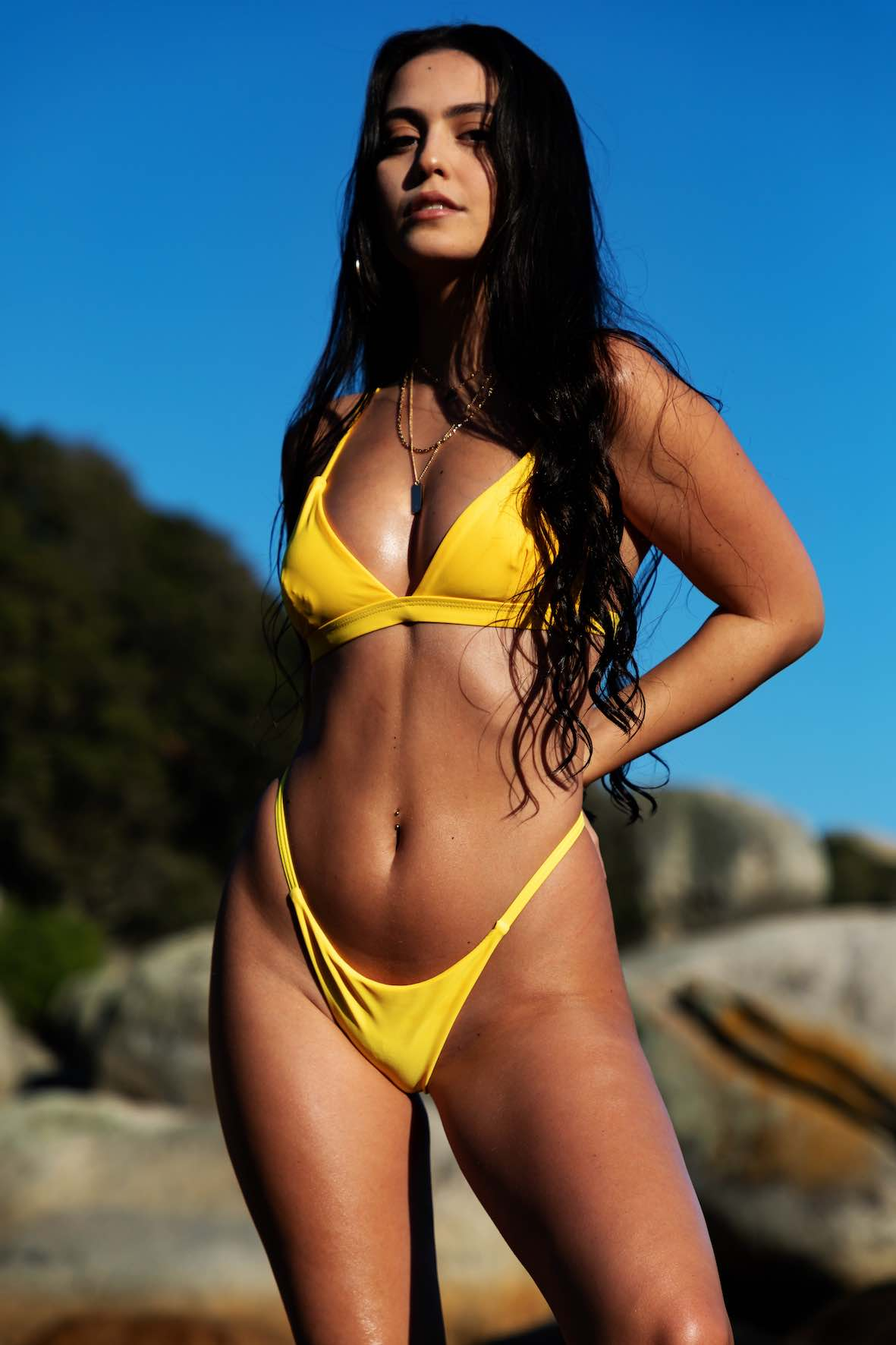 Meet Mai Sayag in our South African Babes feature