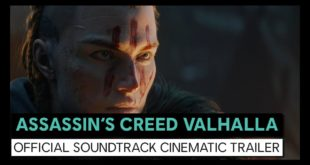 Witness the release of theAssassin's Creed Valhalla main theme tune with a new version of its announcement cinematic trailer.
