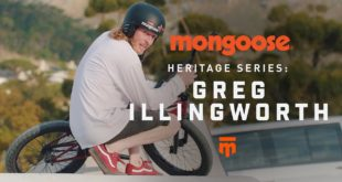South Africa's Greg Illingworth has had a unique journey in finding his BMX career and becoming a pro rider. In this episode of the Mongoose Heritage Series follow Greg around his current residence in UK, and also get a glimpse of what his childhood was like back home.