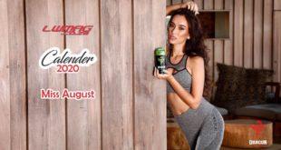 Miss August 2020 – Nicole De Freitas – BTS Video